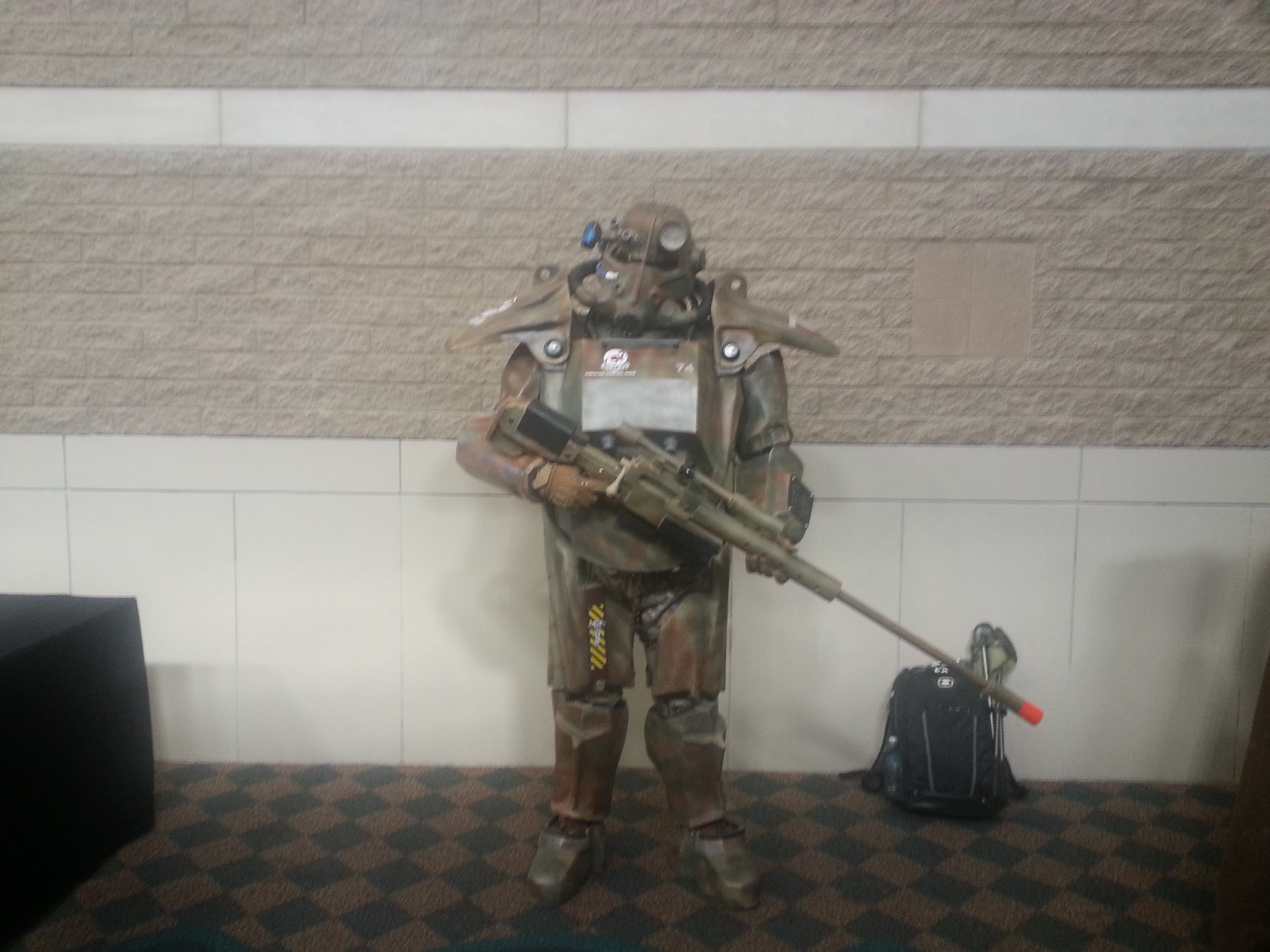 Fallout Soldier
